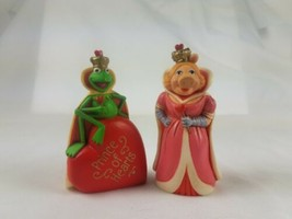 Hallmark Merry Miniatures Muppets Kermit the Frog Prince of Hearts & Mis... - $16.78