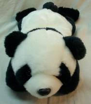 """Ty Beanie Buddies Cute Soft Panda Bear 13"""" Plush Stuffed Animal Toy 1998 - $18.32"""
