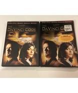 The Da Vinci Code DVD (Edición Especial) (2-Disc Set) Tom Hanks, Audrey ... - $5.26