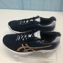 WOMENS ASICS GEL SOLUTION SPEED FF TENNIS SHOES Blue/ White  SIZE 9 1042... - $49.48