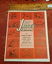Vintage 1941 Jayne's Almanac Home Maker's Guide & Hand Book Useful Information image 1