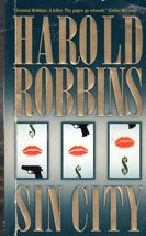 Sin City By Harold Robbins - $5.95