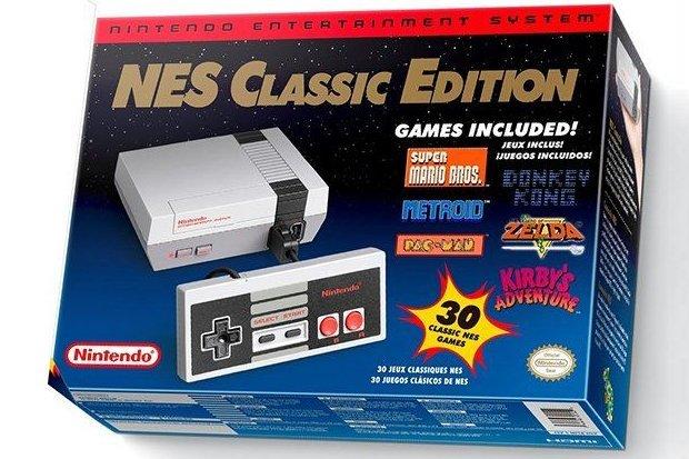 Authentic Nintendo Classic Edition NES Mini and 50 similar items