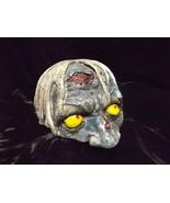 The Peeker Zombie Head Floor Dweller Statue Macabre Creepy Strange Decor... - $24.99