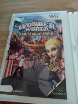 Nintendo Wii Wonder World Amusement Park ~ COMPLETE image 2