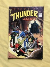 THUNDER Agents (1965 Tower) #4 - $15.84