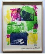 Robert Rauschenberg Storyline I Lithograph Signed Numbered Pristine JKLF... - $17,325.00