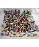 Huge Lego Lot Star Wars Mine Craft Miners Creator And More  - $199.99