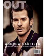 Out Magazine (Mar.2018) Angels in America ANDREW GARFIELD - $5.95