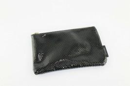 Sephora Makeup Bag Black Zippered Pouch - $8.58