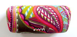 Vera Bradley Hard Clamshell Eyeglass Sunglass Case Heirloom Paisley NWOT - $29.00