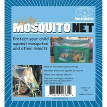 Bambini Mesh Crib Mosquito Net - $6.29
