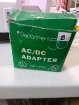 Dept 56 AC/DC Adapter - #55026 - $6.39
