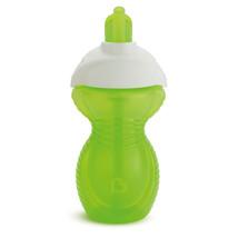 Munchkin Click Lock Flip Straw Cup 296ml Green - $24.76