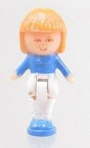 1990 Vintage Polly Pocket Doll Teeter-Totter Pals - Midge Bluebird Toys - $6.50
