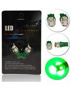 Flashtech LED Exterior and Interior SMD LED Bulbs - 5 LED - Green - T10 - $16.66