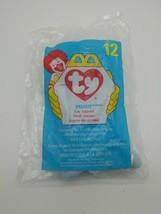 Ty Teenie Beanie Babies; Mcdonalds: #12 Peanut 1998 NIP - $3.50