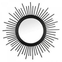 Rattan Wall Mirror - $43.56
