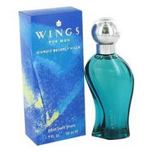 Wings Cologne By Giorgio Beverly Hills 1.7 oz After Shave For Men - $41.98