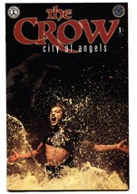 The Crow: City of Angels #1 variant cvr-1996-Kitchen Sink-J. O'Barr comi... - $25.22