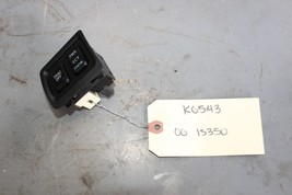 2006-2013 Lexus IS350 Traction Control Snow Power Switch K6543 - $29.69