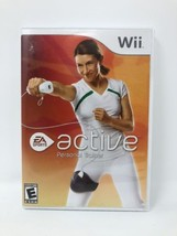 Wii Active Personal Trainer (Nintendo Wii, 2009) - $5.89