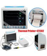 ICU Patient Monitor Vital Signs ECG Cardiac Monitor Printer/Capnograph/S... - $49.50+