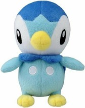 Takaratomy Pokemon Best Wishes Plush Doll - Pochama/Piplup - $115.06