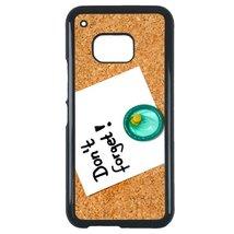 Condom HTC desire 826 case Customized Premium plastic black phone case, ... - $12.86