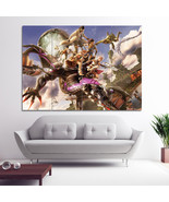 Wall Poster Art Giant Picture Print Final Fantasy XIII 0382PB - $22.99