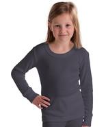 OCTAVE® Thermounterwäsche für Mädchen: langärmeliges T-Shirt / Top / Unt... - $20.29