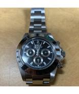 A BATHING APE BAPEX Daytona watch Used - $365.99
