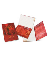 Hell (Not On This Earth) Passport and Pocket NoteBook with Art Images NE... - $6.85