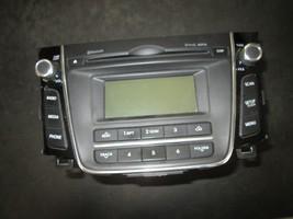 11 12 13 14 15 Hyundai Elantra Radio Cd #96170-A5170GU - $49.50