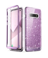 Galaxy S10 Cosmo Slim Designer Case (Purple) - $13.99