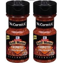McCormick Grill Mates Chipotle & Roasted Garlic Seasoning 2 Bottle Pack - $13.81