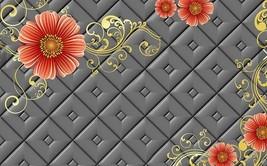 3D Orange Chrysanthemen 14 Fototapeten Wandbild Fototapete BildTapete Familie DE - $52.21+