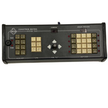 AS IS Pelco CM7500 Coaxitron Matrix System 7500 Controller Switch - $49.50