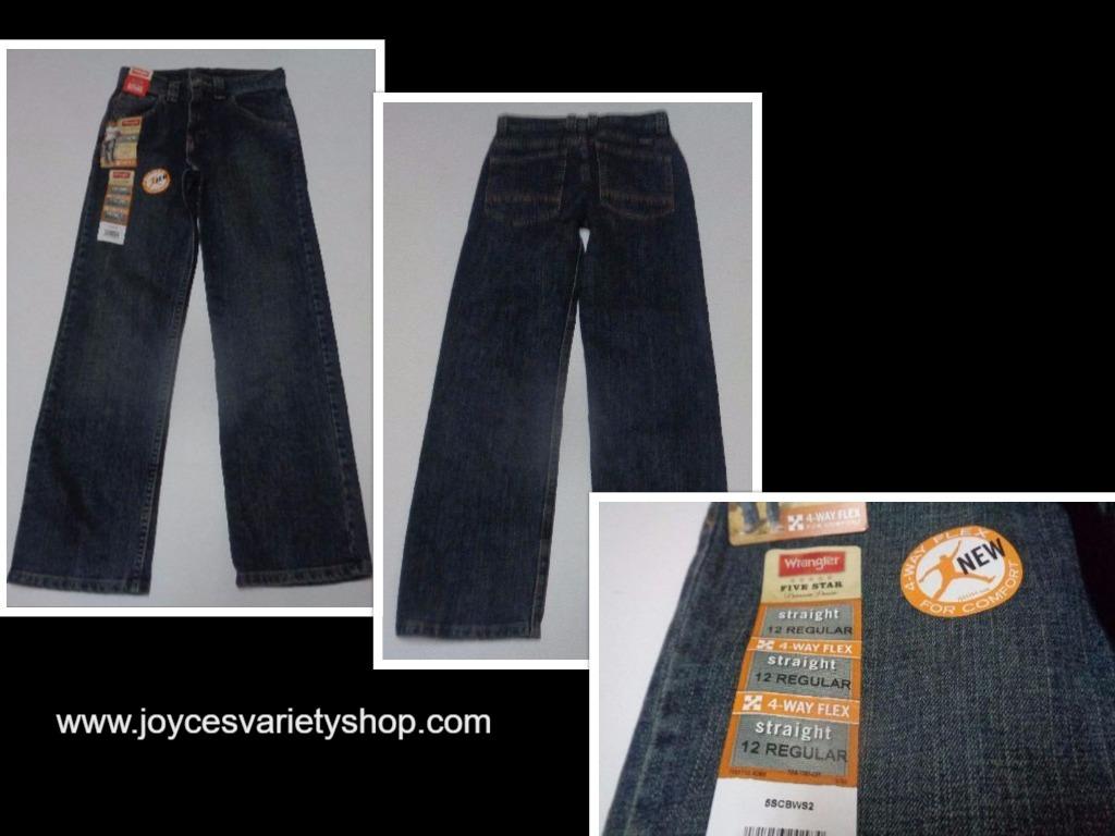 Wrangler jeans boys collage 2017 09 24