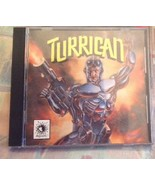 Turbo Grafx 16 Hu-Card Turrican. 1991. Very Good. - $79.20