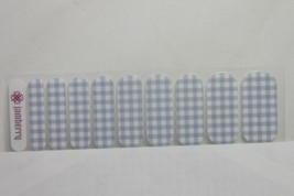 Jamberry Nail Wrap 1/2 Sheet (new) SERENITY BREEZE - $8.60