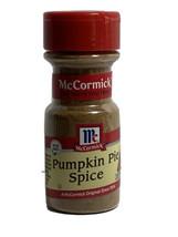 McCormick Pumpkin Pie Spice, 2 OZ 1bottle New 11/2022 Exp Date - $10.88