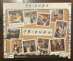 Friends TV Show Collage 1000 Pc Jigsaw Puzzle By Paladone - Excellent Co... - $13.83