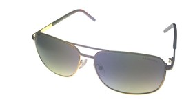 Kenneth Cole Reaction  Mens Sunglass Gold Rectangle Aviator, KC1299 52F - $17.99