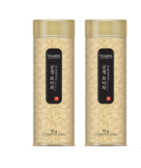 Teazen Puer Tea 65g x 2 made by fermenting only youngest tea buds Korea ... - $83.66