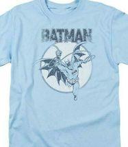 Batman DC Comics retro vintage superfriends distressed graphic t-shirt BM1958 image 3