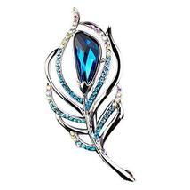 Rhinestone Women Brooch Pins Fashion Accessories Alloys Breastpin Jewelry Pins
