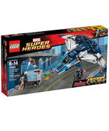 LEGO 76032 Marvel Super Heroes Avengers Quinjet City Chase [New] Buildin... - $107.77