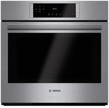 Bosch HBL8451UC 800 Series 30 Inch Single Electric Wall Oven in Stainles... - $1,381.17