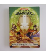 Avatar The Last Airbender Book 2: Earth The Complete Collection 5 Disc - $24.09